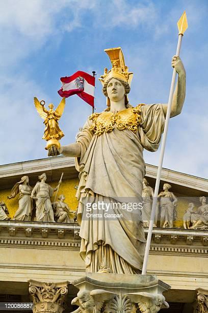 Athena 像、ウィーン