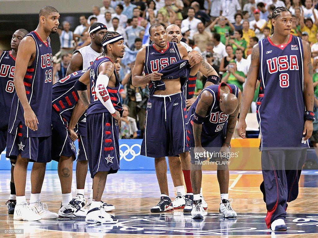 american olympic basketball