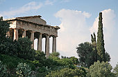 Classic architecture of ancient Greece