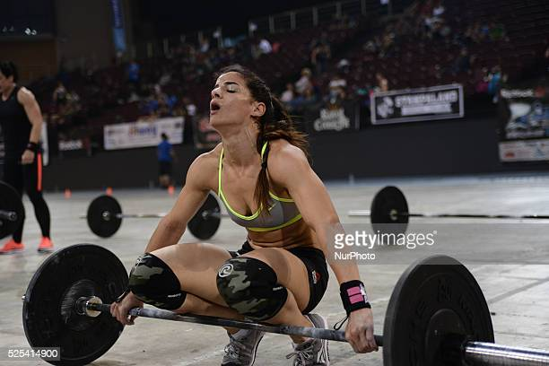 Athens Throwdown a European competition in Cross Fit Sports took for the first time place in Athens Greece on 2 and 3 May 2015 The competitors from...