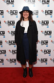 Athina Rachel attends the 'Chevalier' screening during the BFI London Film Festival at Vue Leicester Square on October 16 2015 in London England