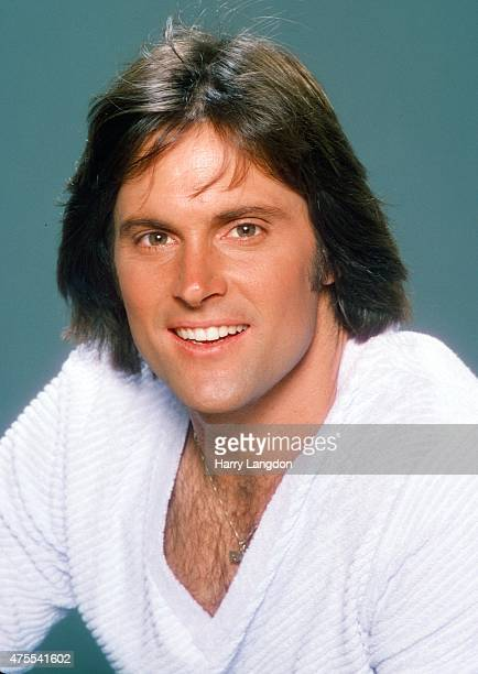 Athlete Bruce Jenner poses for a portrait in 1978 in Los Angeles California