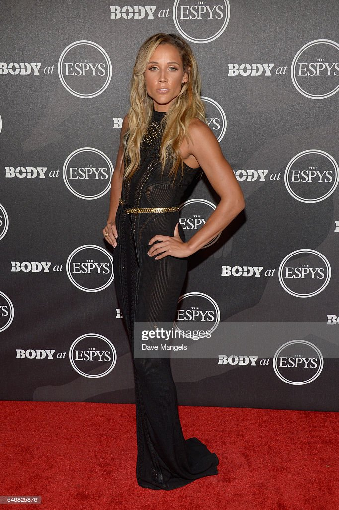 Athlete Lolo Jones attends the BODY At The ESPYs pre-party at Avalon Hollywood on July 12, 2016 in Los Angeles, California.