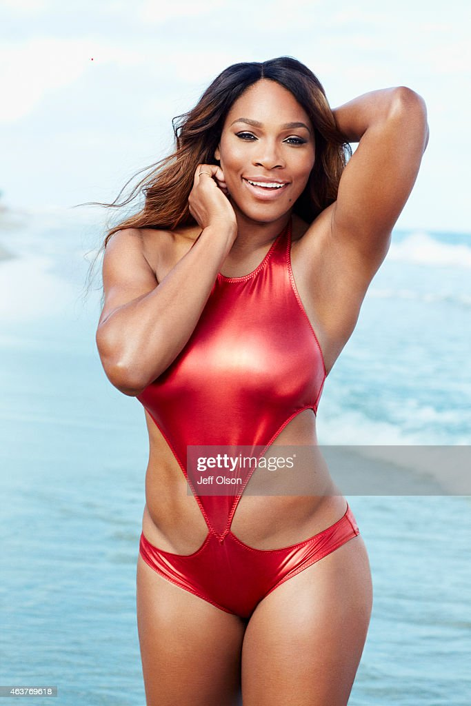Athlete Serena Williams is photographed for Fitness Magazine in August 2012, in West Palm Beach, Florida.
