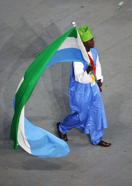 athlete-solomon-bayoh-of-sierra-leone-carries-his-countrys-flag-the-picture-id82217797?k=6&m=82217797&s=594x594&w=0&h=Mym-hsS8SN-ER8RmFtyVD6hJqpzOElFtGZLs08bY3OY=