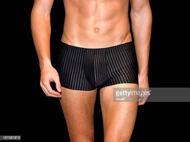 Homme corps athlétique