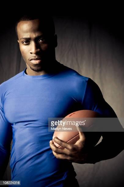 athletic portrait
