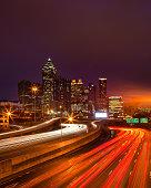Atlanta After Dark