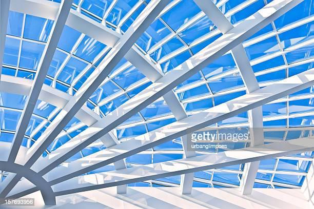 Interior de la arquitectura detallada de Atlanta