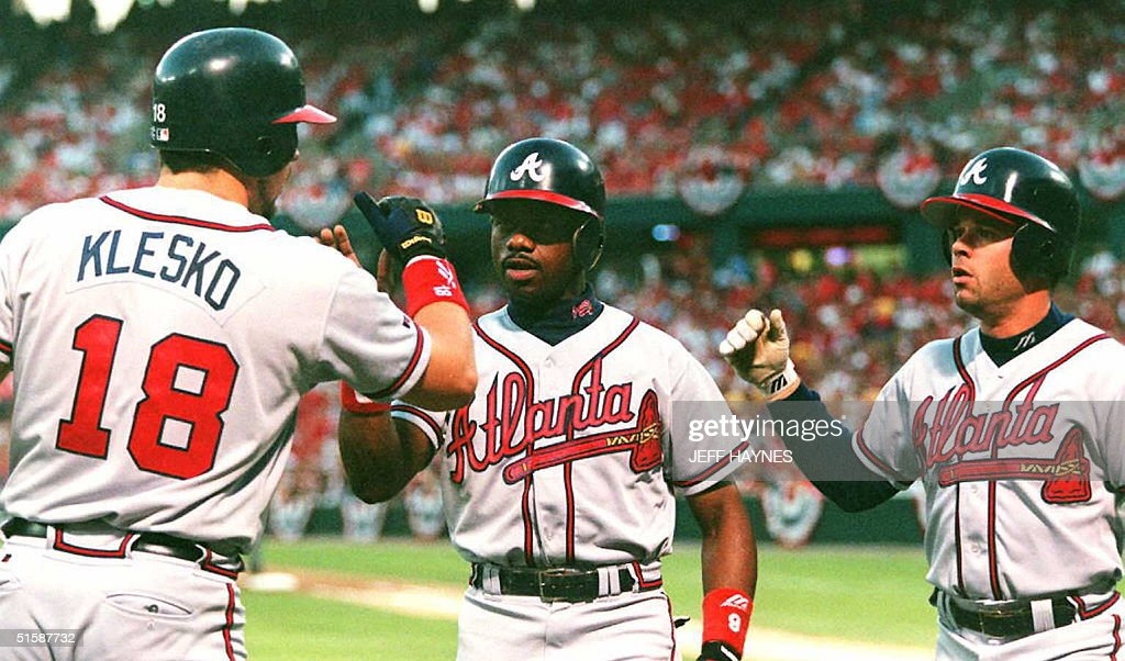 Image result for marquis grissom braves
