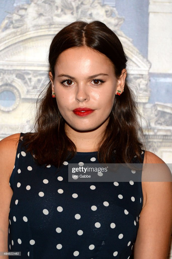 <a gi-track='captionPersonalityLinkClicked' href=/galleries/search?phrase=Atlanta+de+Cadenet&family=editorial&specificpeople=6139695 ng-click='$event.stopPropagation()'>Atlanta de Cadenet</a> Taylor attends the Maison Jules Presentation during Mercedes-Benz Fashion Week Spring 2015 at Art Beam on September 2, 2014 in New York City.