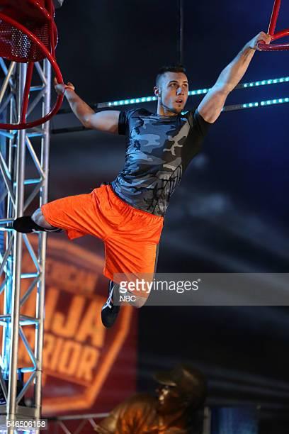 WARRIOR 'Atlanta Finals' Pictured Joseph Greene II
