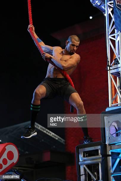 WARRIOR 'Atlanta Finals' Pictured Rodolfo Burgos