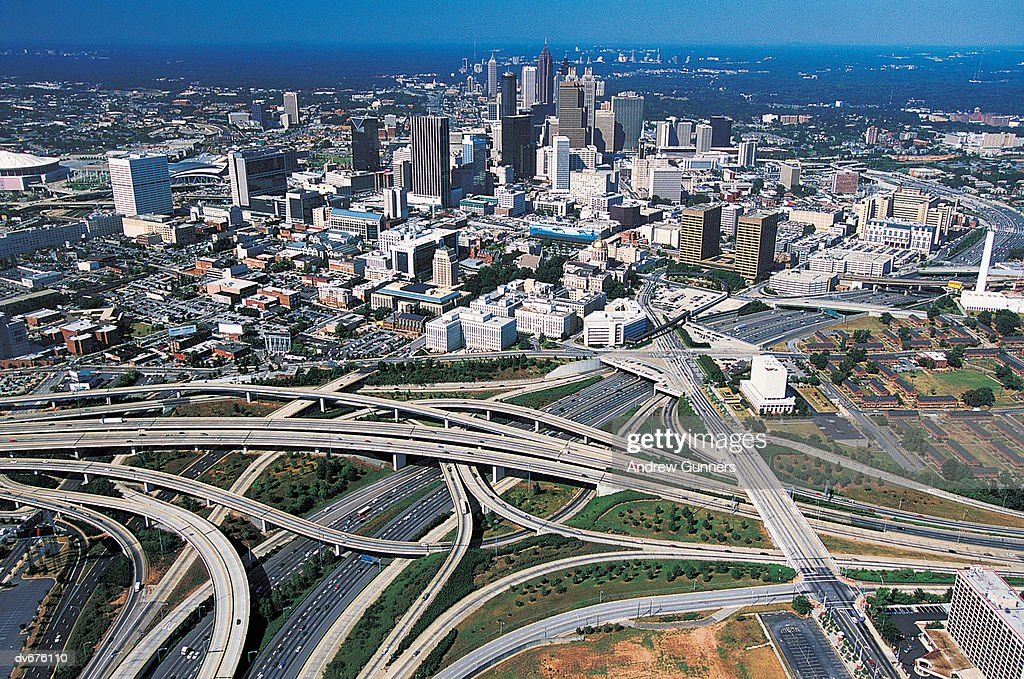 atlanta georgia usa stock photo getty images