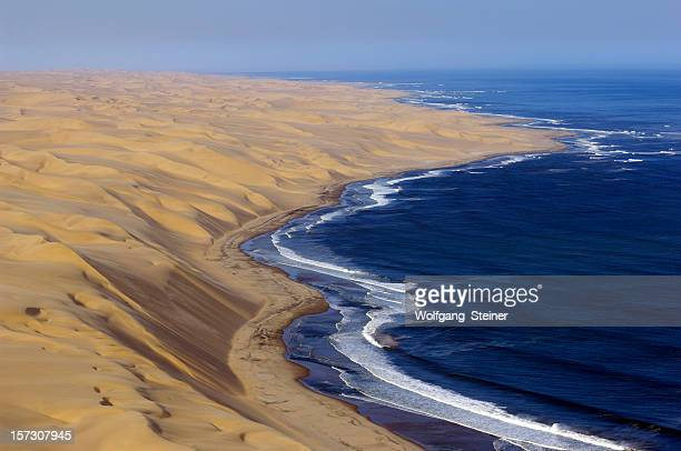 Atlantic ocean and the big dunes