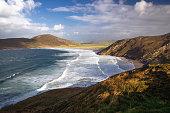 Atlantic Ocean Irish Coast