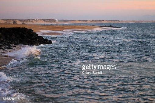 Atlantic ocean : Stock Photo