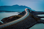 Atlantic Ocean Road Norway taken in 2017