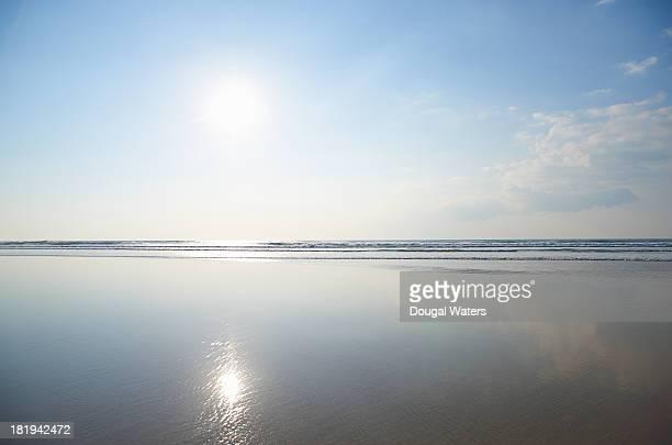 Atlantic seascape.