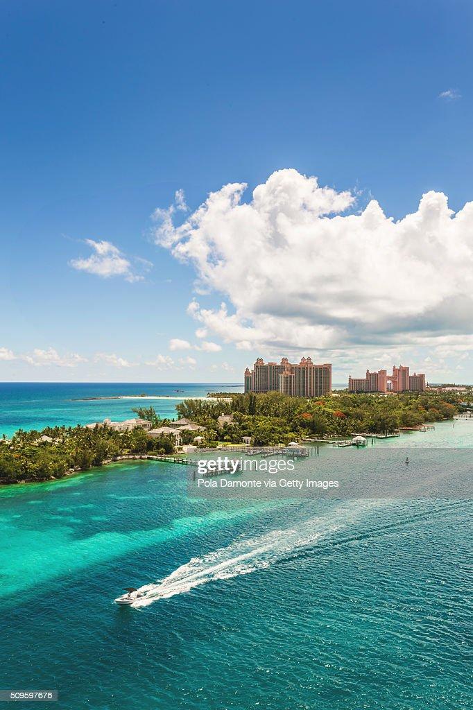 Atlantis Resort on Paradise island - Nassau, Bahamas