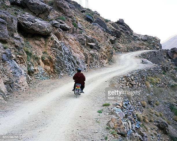 Atlas moped
