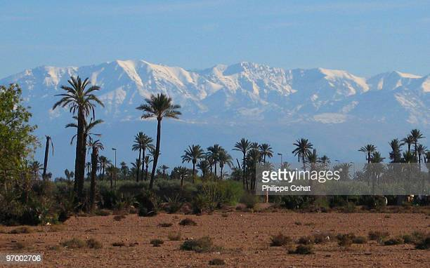 Atlas mountains, Morocco.