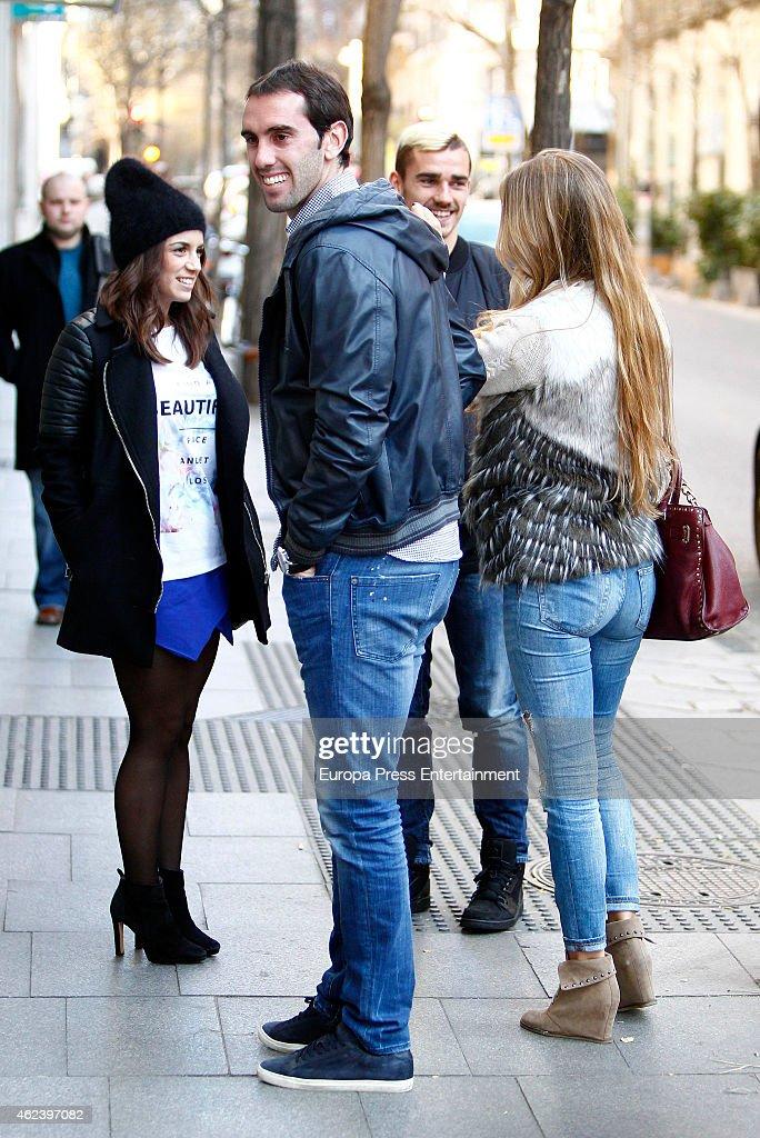 Celebrities Sighting In Madrid - 522.9KB