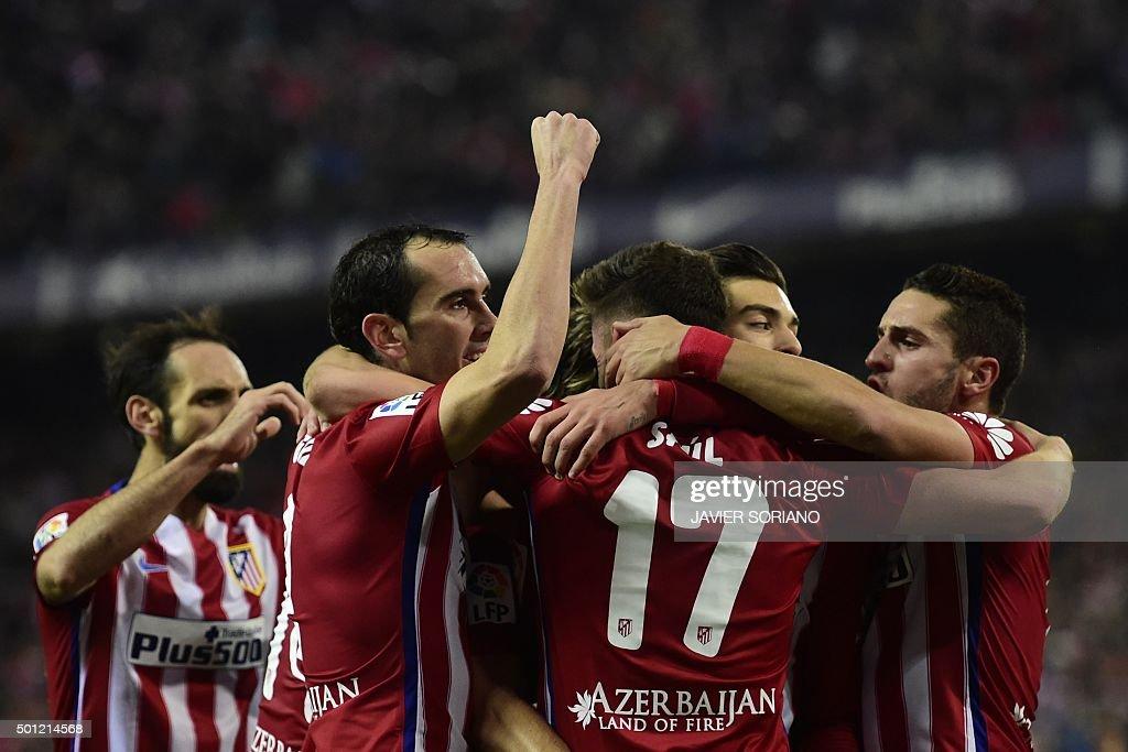 Atletico Madrid vs Athletic Club