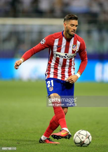 Atletico madrid's Yannick Carrasco