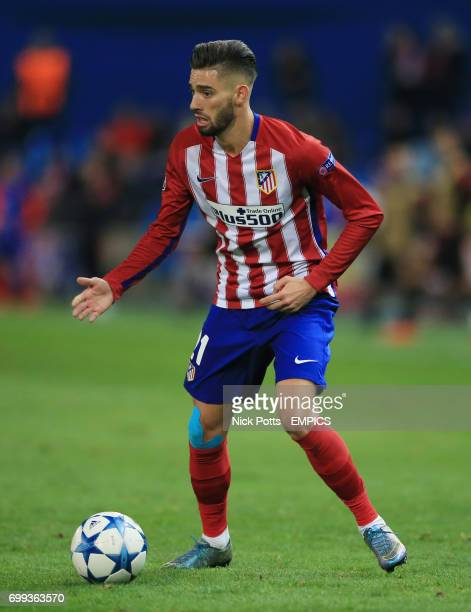 Atletico Madrid's Yannick FerreiraCarrasco