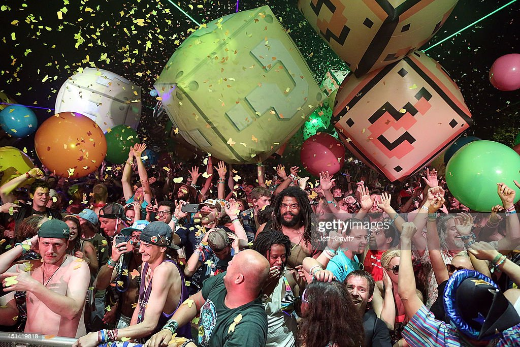 Electric Forest Festival in Rothbury, Michigan.