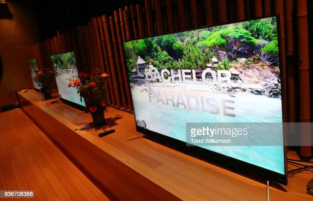 Atmosphere at a 'Bachelor In Paradise' Viewing Party on August 21 2017 in Los Angeles California