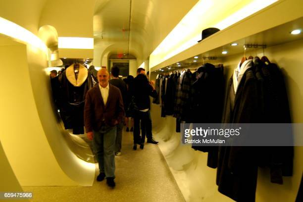 Atmosphere at ALEXANDER MCQUEEN Fashion's Night Out at Alexander McQueen Store on September 10 2009 in New York