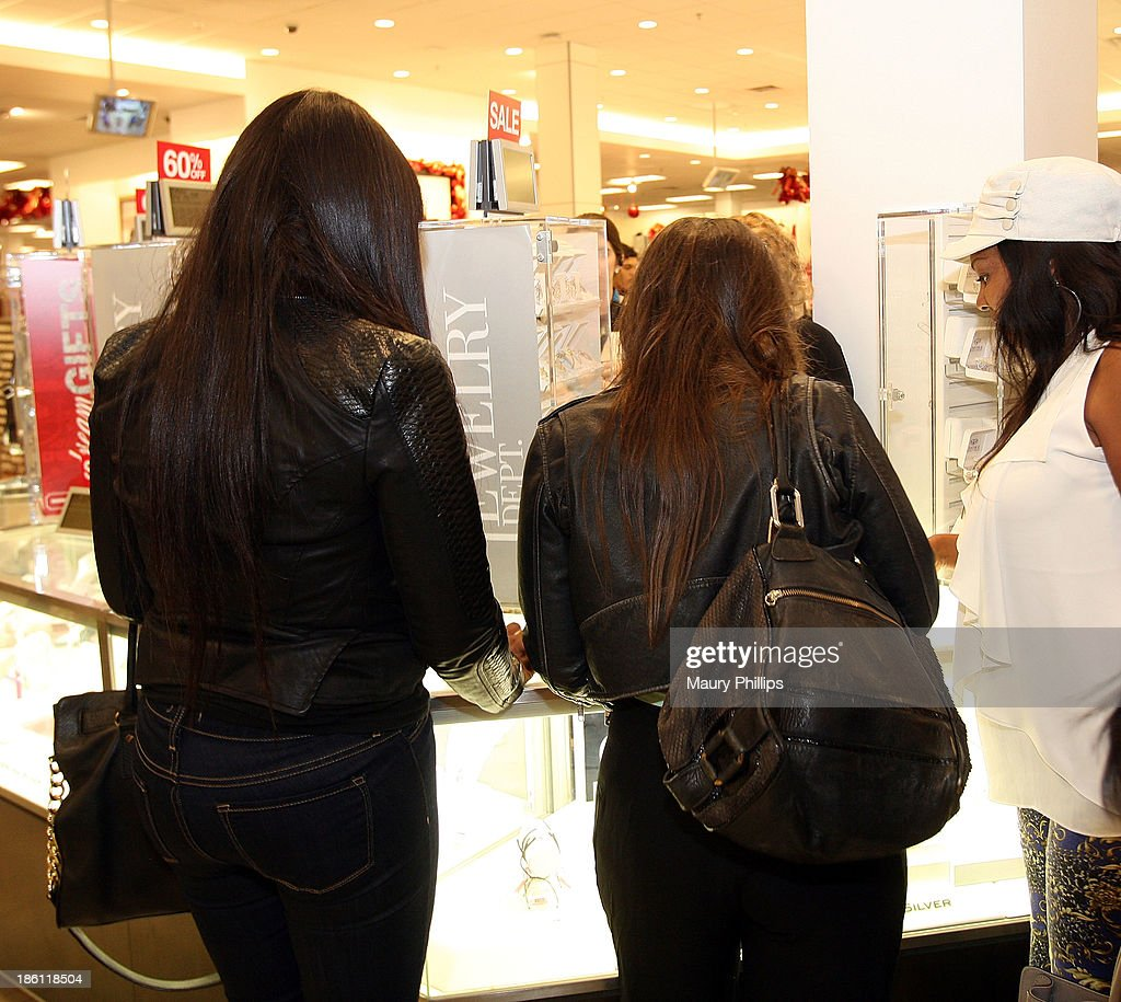 Atmosphere at Amore by Simone I. Smith Collection Debut at Kohl's on October 26, 2013 in Los Angeles, California.