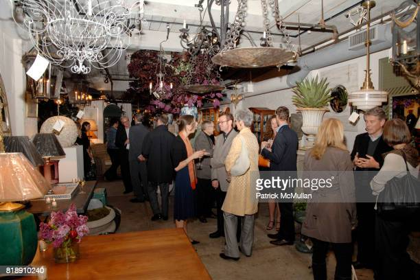 Atmosphere at Book Party for BOBBY MCALPINE'S 'THE HOME WITHIN US' from RIZZOLI at Treillage on May 18th 2010 in New York City