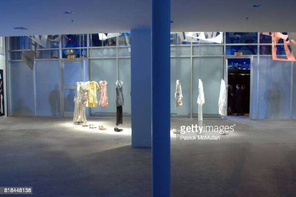 Atmosphere at CALVIN KLEIN COLLECTION LOS ANGELES NOMADIC DIVISION CELEBRATE LA ARTS MONTH ART LOS ANGELES CONTEMPORARY at Los Angeles on January 28...