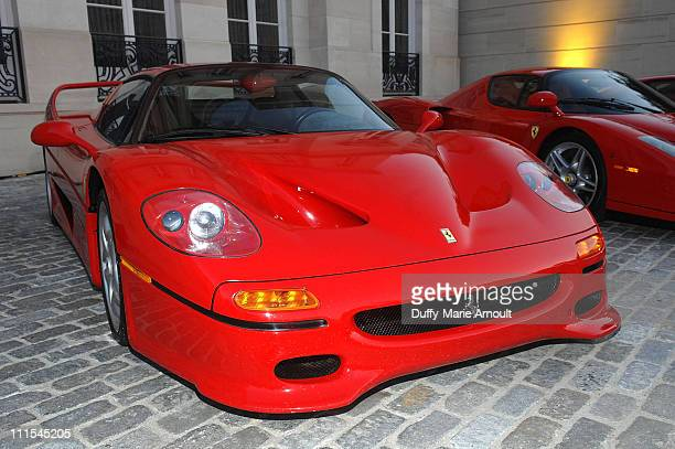 Atmosphere at Ferrari 458 Italia Brings Funds for Haiti Relief at Fleur de Lys on March 18 2010 in Los Angeles California