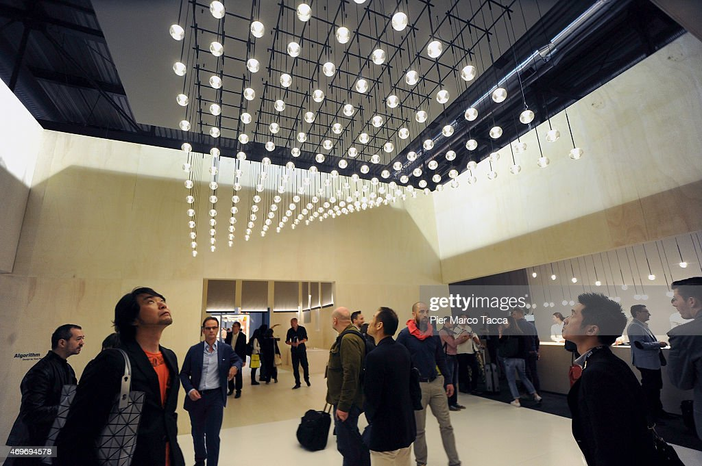 Salone del mobile milan design week 2015 getty images - Fiera design milano ...