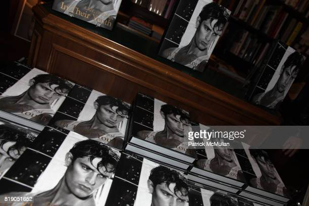 Atmosphere at GREG GORMAN Book Signing for 'IN THEIR YOUTH' at Rizzoli Bookstore on May 26 2010 in New York City