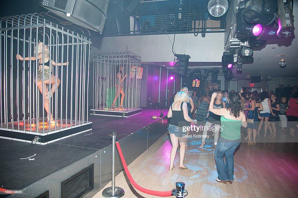 Atmosphere at Gypsies Lounge on August 12, 2012 in Mount Pocono, Pennsylvania.