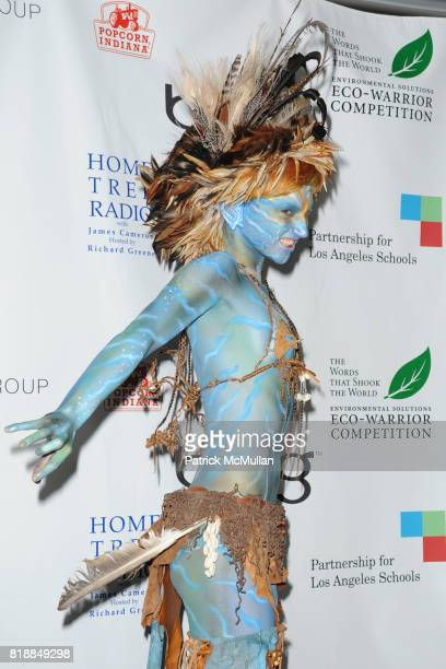 Atmosphere at James Cameron and AVATAR Cast Celebrate Earth Day in Los Angeles at JW Marriot on April 22 2010 in Los Angeles California