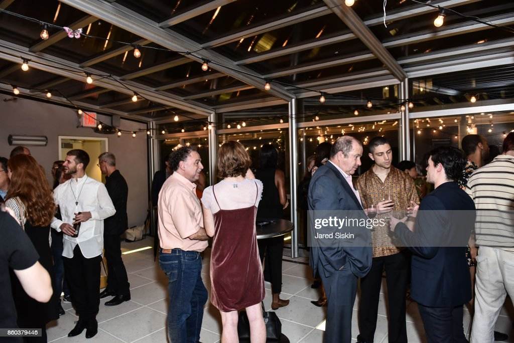 Atmosphere at Joshua Beamish + MOVETHECOMPANY Premieres 'Saudade' in NYC at Brooklyn Academy of Music on October 11, 2017 in New York City.