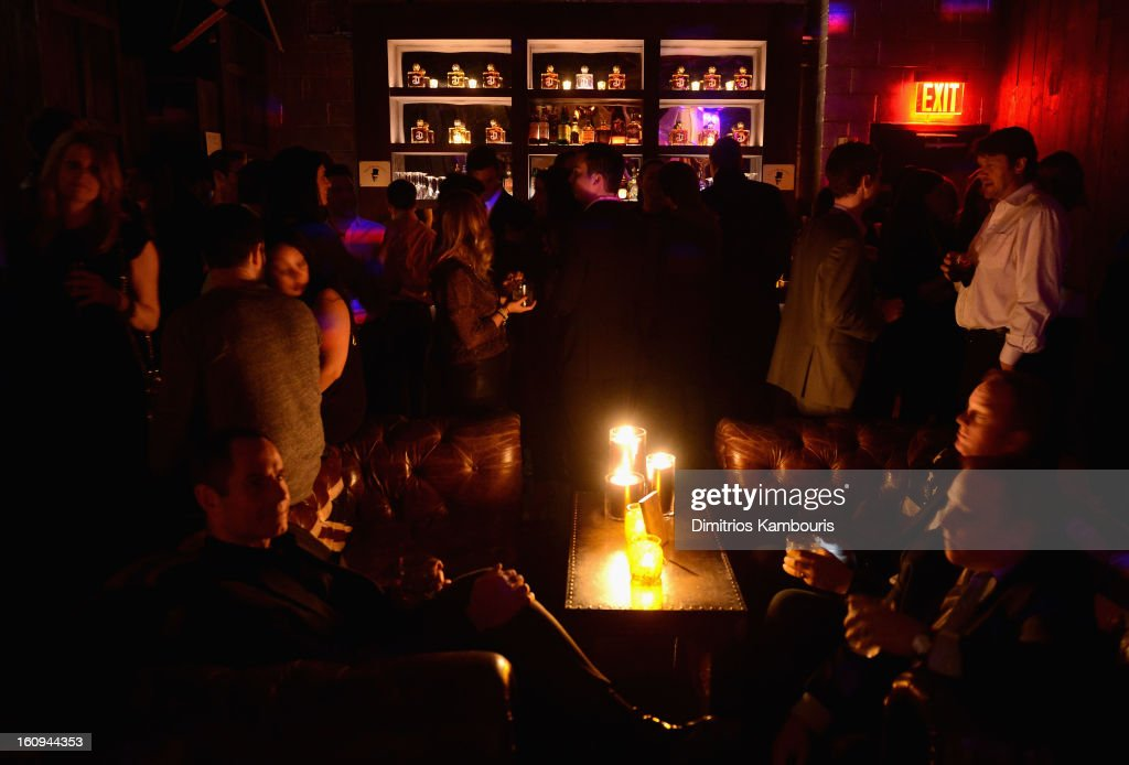 Atmosphere at La Perla After Party Hosted By DeLeon Tequila at The Electric Room on February 7, 2013 in New York City.