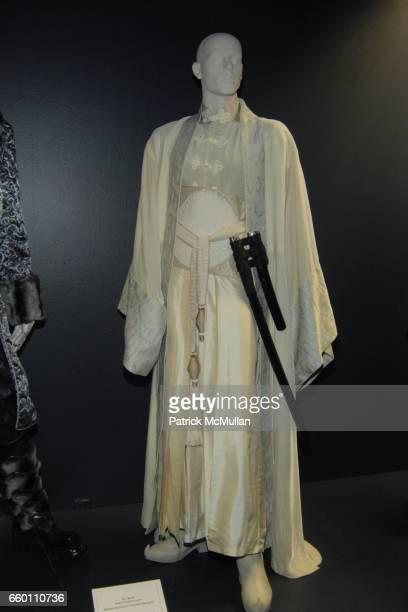 Atmosphere at LACMA Costume Council exclusive preview of FIDM's 17th Annual Art of Motion Picture Costume at Fashion Institute of Design and...