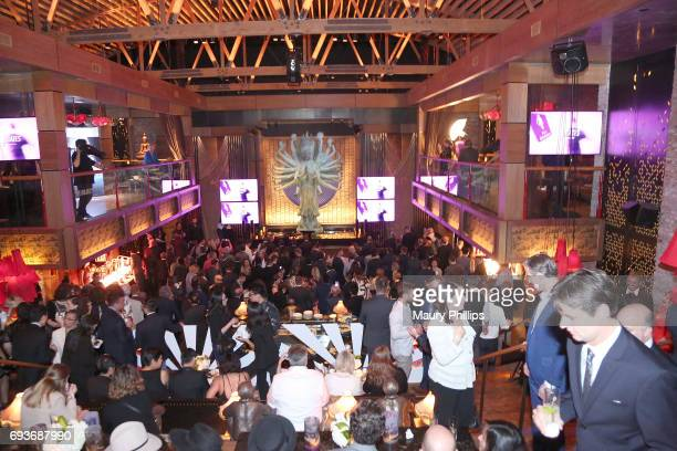 Atmosphere at Lambda Legal's 25th Anniversary West Coast Liberty Awards at TAO at the Dream Hotel on June 7 2017 in Los Angeles California