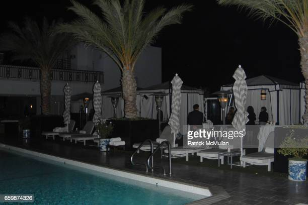 Atmosphere at Lorenz Baumer Private Dinner in Celebration of his Paris Fine Jewelry Collection at The London West Hollywood Hotel on December 2 2009...