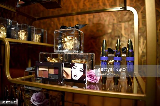 Atmosphere at Maybelline New York Celebrates First Ever Cobranded Product Collection With Beauty Influencer Shayla Mitchell at 1OAK on August 10 2017...
