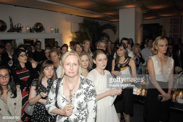 Atmosphere at LA MER and OCEANA Party for WORLD OCEAN DAY 2008 at 620 Loft Garden on June 4 2008 in New York City