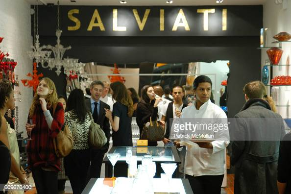 Atmosphere at NEW YORKERS FOR CHILDREN SALVIATI CHARITY BENEFIT at Salviati on December 13 2007 in New York City