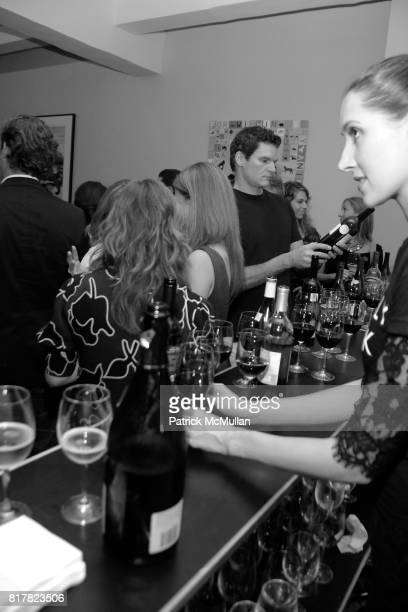 Atmosphere at OLDMAN'S BRAVE NEW WORLD OF WINE Book Launch Hosted by W W Norton and Mark Oldman at Residence of Mark Oldman on October 11th 2010 in...